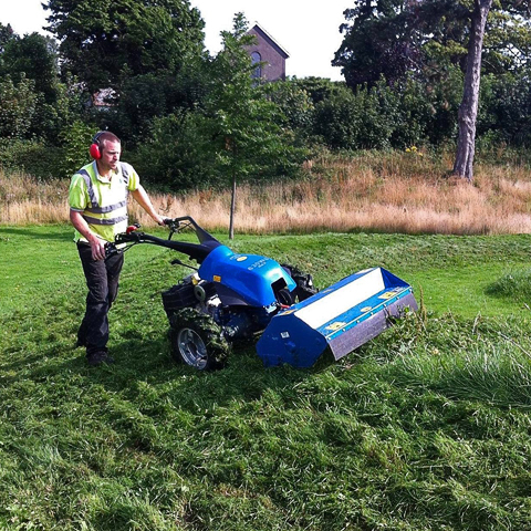 Grass Cutting for Local Councils